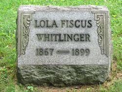 Lola <I>Fiscus</I> Whitlinger