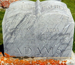 Arba Nelson Adams