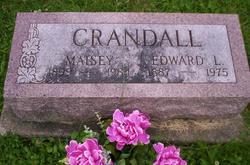 Maisey <I>Gilbert</I> Crandall