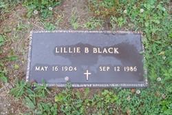 Lillie Belle <I>Crowl</I> Black