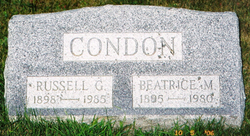 Russell G Condon