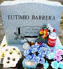 Eutimio Barrera
