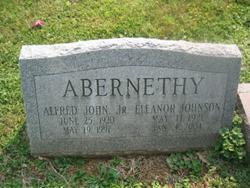 Alfred John Abernethy