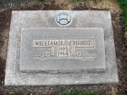 William F Schmidt