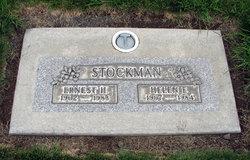 Helen E <I>Cady</I> Stockman