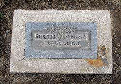 Russell Van Buren