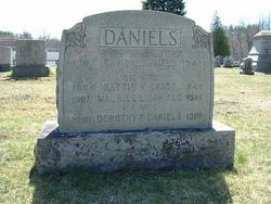 Dorothy P Daniels