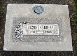 Elsie Rose Minna Henriette Reiff