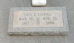 Lois Elizabeth <I>Olmstead</I> Isgrigg