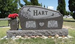 Ada Marie <I>Fikes</I> Hart