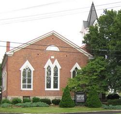 Monaghan United Presbyterian Church Cemetery