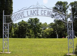 Grove Lake South Cemetery