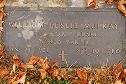 William Leslie Mulkay