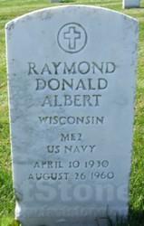 Raymond Donald Albert