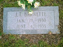 Joe Taylor Barnette