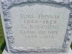 Elias Freyman