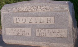 Mary Isabelle Dozier