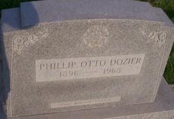 Phillip Otto Dozier