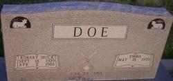 Robert Franklin Doe