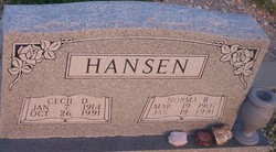 Cecil David Hansen