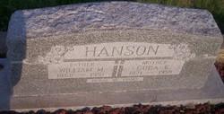 William M. Hanson