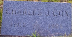 "Charles Jesse ""CHOC"" Cox"