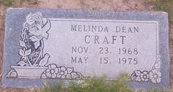 Melinda Dean Craft