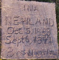 Ina Newland