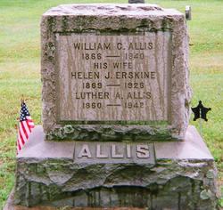 Helen J <I>Erskine</I> Allis