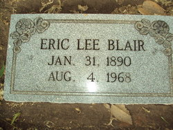 Eric Lee Blair