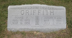 Fannie P. <I>Register</I> Griffith