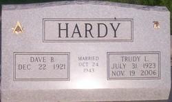 Dave B. Hardy