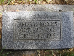 Arlie Nebeker Robins