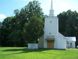 White Hill Community Church Cemetery