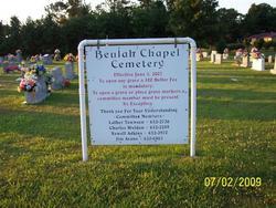 Beulah Chapel Missionary Baptist Church Cemetery