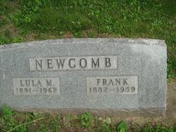 Lula M. <I>Wilson</I> Newcomb