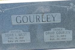 Dora Louise <I>West</I> Gourley