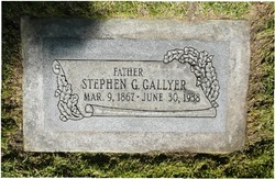 Stephen Grayson Gallyer