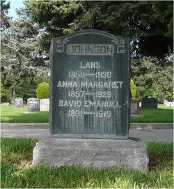 Anna Margaret Johnson