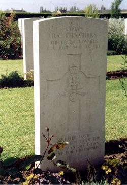 Capt Raymond Charles Chambers