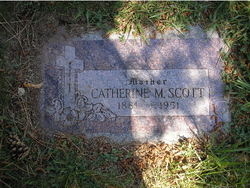 Catherine M Scott