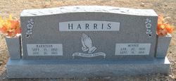 Minnie Mae <I>Pusley</I> Harris