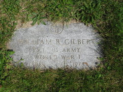 William R Gilbert