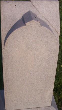 Martha Ophelia <I>McKinley</I> Ticer