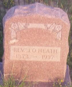 Rev Julian Oscar Heath