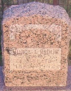 Minnie LuVerne <I>Medlin</I> Heath