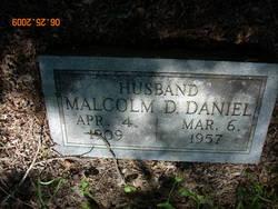 Malcolm D. Daniel