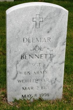 Delmar Joe Bennett