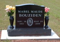 Mabel Maude Bouziden