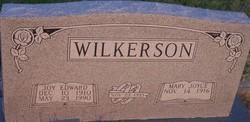 Mary Joyce Wilkerson